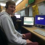 DWP placement Kobe Huggins Driver in Cambridge Constabulary