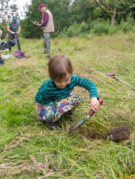 Butterflies and bloom event planting smith c 2015 07 22