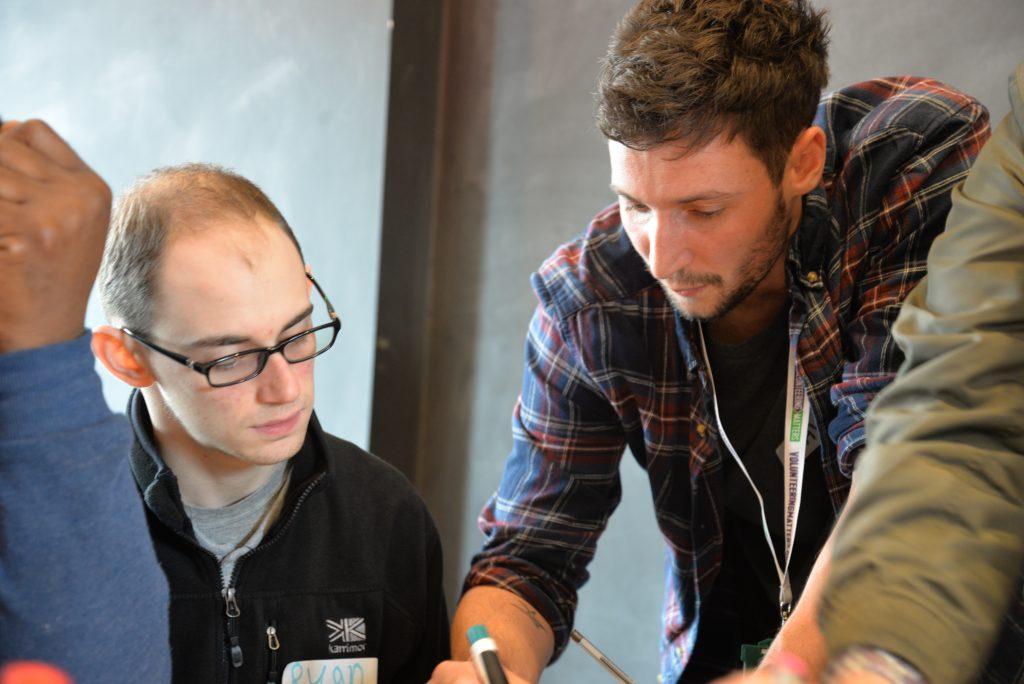 volunteer recruitment active volunteering hackney